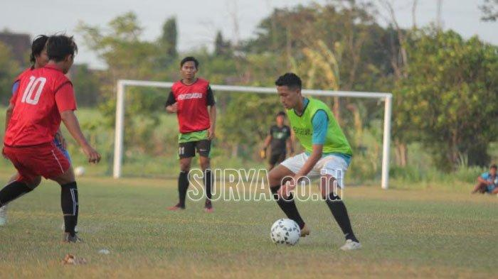 Stadion Canda Bhirawa Diperbaiki, Bupati Kediri : Bangun Persedikab Jadi Tim Kuat