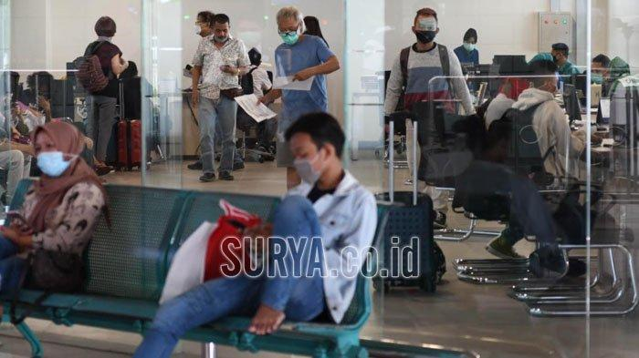 Libur Akhir Tahun, Segini Jumlah Penumpang yang Terbang dari Bandara Juanda Surabaya