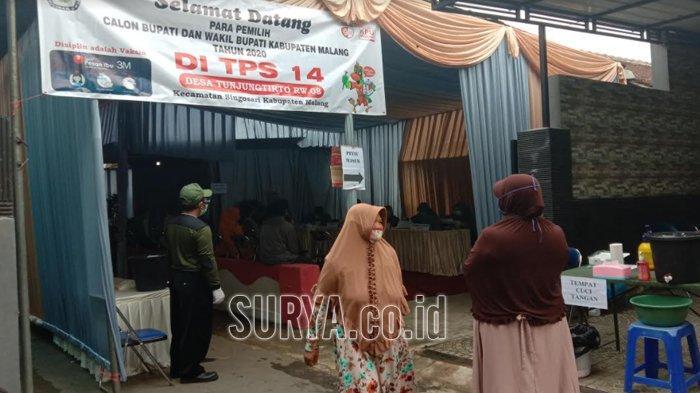 Calon Wakil Bupati Didik Gatot Subroto akan Mencoblos di TPS 14 Desa Tunjungtirto Kabupaten Malang