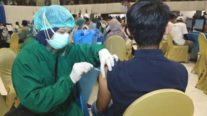 Kejar Target Herd Immunity, Pemkot Surabaya bakal Buka Vaksinasi di Beberapa Titik