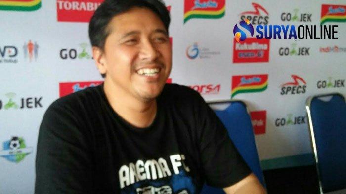 Reaksi Manajemen terkait Rencana Aksi Damai Arema agar Arema FC dan Arema Indonesia Bersatu