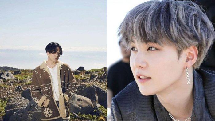 Suga BTS Kembali Produseri Lagu Baru, Kali ini Kerja Sama dengan Penyanyi Jepang ØMI