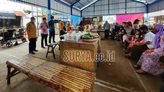 Anggota DPRD Kabupaten Pasuruan Dorong Konsistensi Pemkab Dalam Rehabilitasi Pasar
