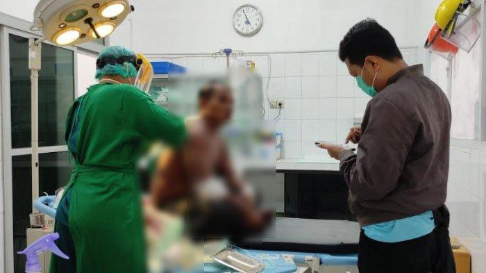 Nelayan Sukabumi Disabet Senjata Tajam Rekannya di Kabupaten Pacitan, Polisi Dalami Motifnya