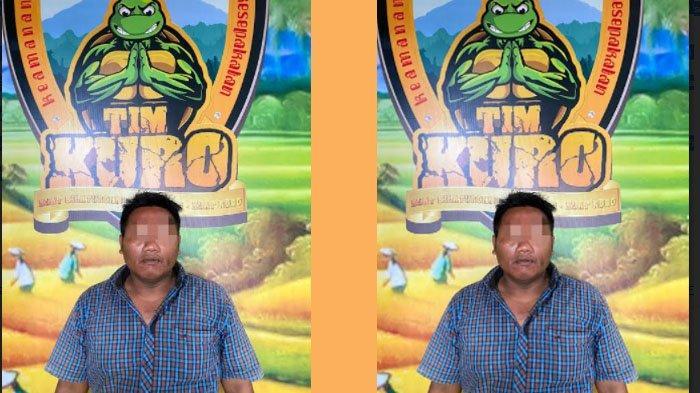 Pria Bangkalan Madura Dibekuk Polisi terkait Jaringan Narkoba Antarkota di Lumajang
