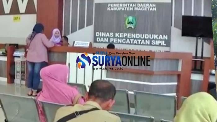 16.000 Warga Tak Punya e-KTP, Dispendukcapil Magetan: Sementara Diganti Suket