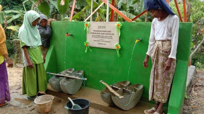 Laznas BMH Jatim Sebar Sumur Bor sampai Da'i Hingga 25 Kabupaten Selama Ramadan 2021