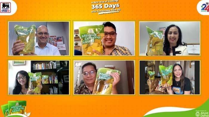 Super Indo Luncurkan Minyak Goreng Sawit 365 dengan Ekolabel