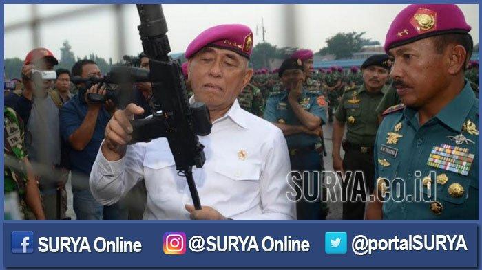 Kutipan Prabowo 'Indonesia Cuma Bisa Berperang 3 Hari' ternyata Data 10 Tahun Lalu, Ini Kata Menhan!