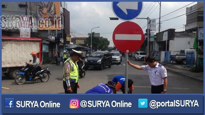 Dishub Surabaya Janji Evaluasi Traffic Light di Rungkut Kidul