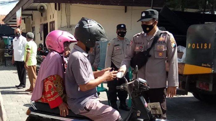 Masuk Pasar di Sampang Harus Miliki Sertifikat Vaksin, Kalau Bandel Kios Ditutup