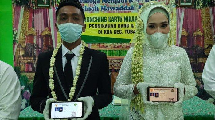 Ke Depan Tidak Ada Lagi Buku Nikah di Tuban; Cukup Buka HP Bisa Melihat Kartu Nikah Digital