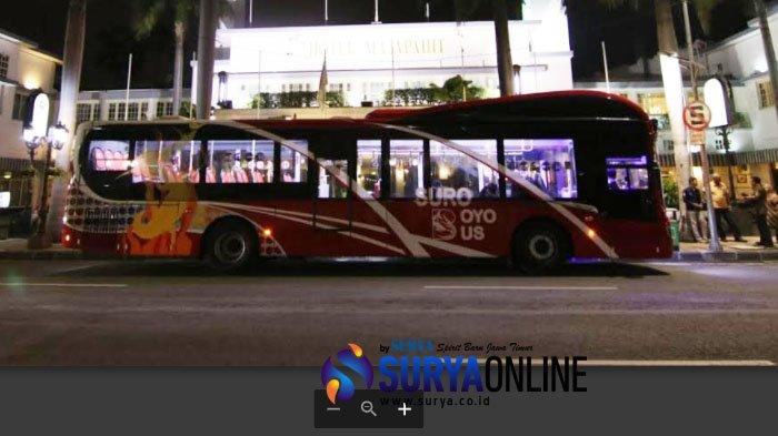 Ingin Nikmati Nyamannya Suroboyo Bus? Datanglah pada Sabtu 7 April 2018 di Gedung Siola!