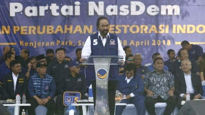 Partai NasDem Ajukan 33 Gugatan ke MK, Siapkan 46 Pengacara, Segini Barang Buktinya