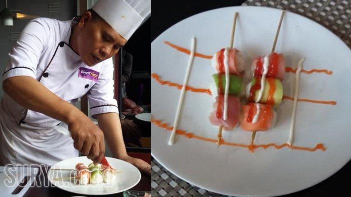 Taste of Asia, Sushi Kebab dan Pad Thai Beri Sensasi Beda di Lidah
