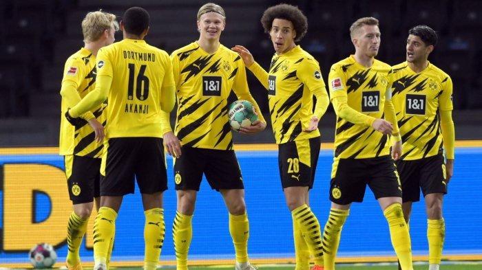 SEDANG Berlangsung Susunan Pemain Dortmund vs Man City: Haaland dan De Bruyne Starter