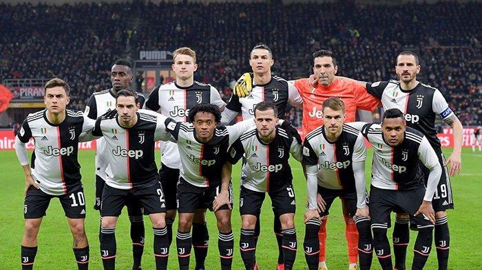 Juventus vs Cagliari, Susunan Pemain Resmi, Trio Ronaldo-Higuain-Bernadeschi Bermain