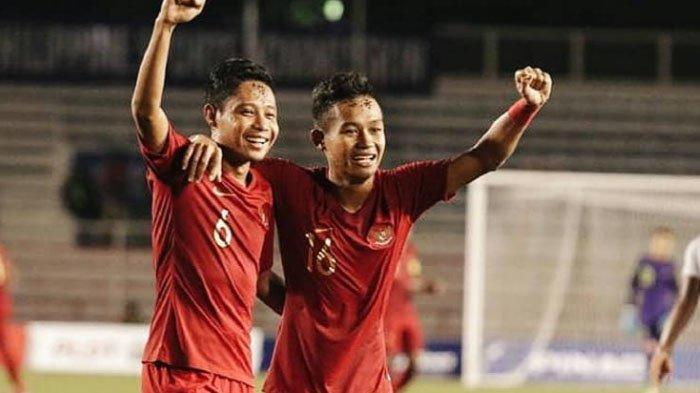Susunan Pemain Timnas Indonesia Vs Vietnam di Final SEA Games 2019, Tekad Skuat Garuda Cetak Sejarah
