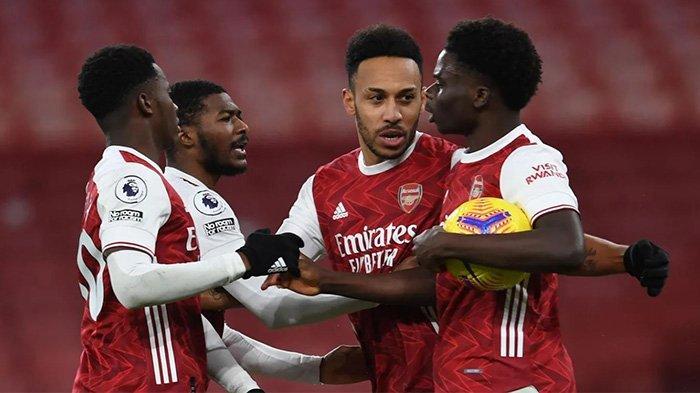 SEDANG Berlangsung Link Live Streaming West Brom vs Arsenal di Liga Inggris: Susunan Starting Eleven