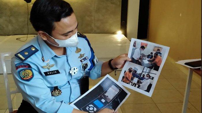 Wow! Petugas Lapas Kediri Sampai Kaget, Ada Sabu dan Ekstasi di Dalam Dubur Warga Binaan