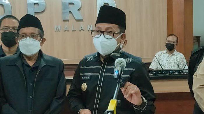 Dugaan Pelanggaran PPKM, Wali Kota Malang Sampaikan Permohonan Maaf dan Janji Patuhi Proses Hukum