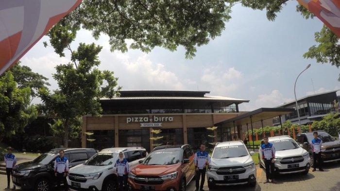 Ground Clerence Lebih Tinggi Bikin Suzuki XL7 Nyaman Melintas di Semua Jalur