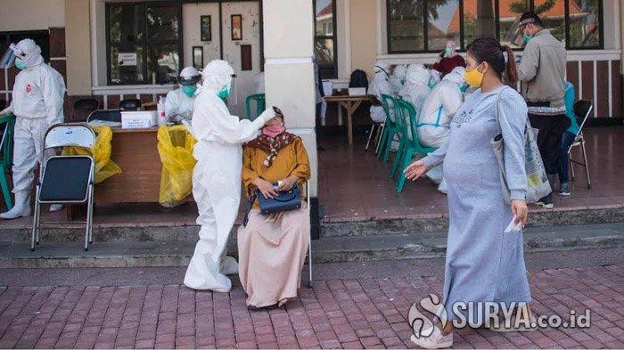 Sebelas Ibu Hamil di Surabaya Positif Covid-19, Pemkot Sediakan Blok Khusus di Asrama Haji Sukolilo