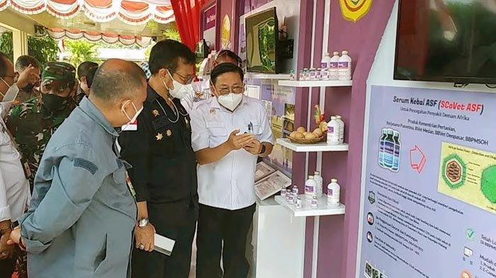 Peringatan Hari Rabies, Mentan Syahrul Yasin Limpo Luncurkan Vaksin dan Serum Buatan Anak Bangsa