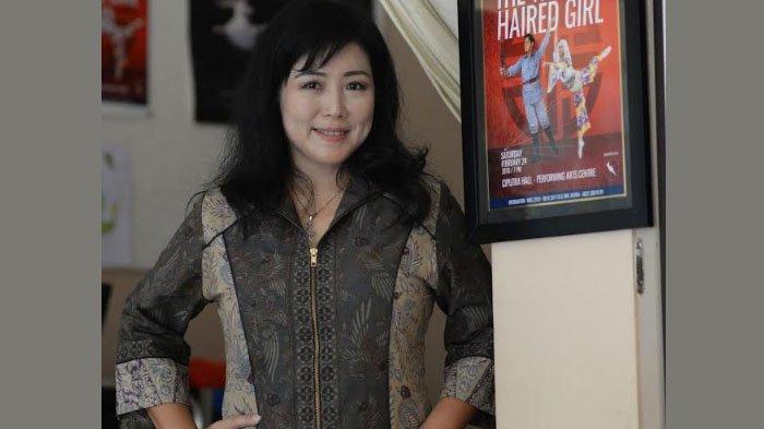 Potret Sylvi Panggawean: Balet dan Musik Saling Beriringan