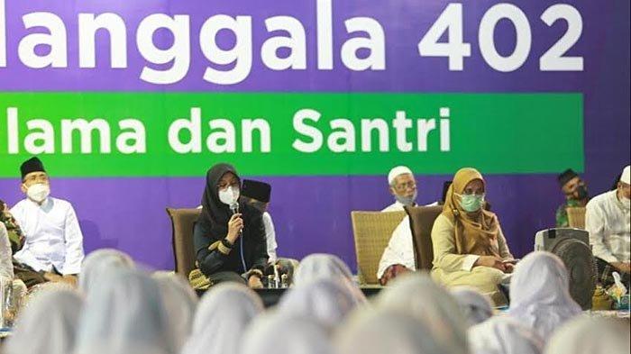 Suasana Haru Tahlil Bersama di Banyuwangi untuk Awak KRI Nanggala 402