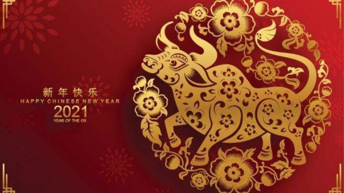 Tahun Baru Imlek 2021 Kerbau Logam