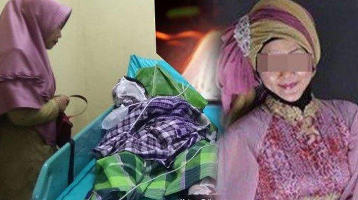Tak Kalah Kejam dari Aulia Kusuma, Istri di Sumatera Selatan Bakar Suami saat Tidur, ini Ekspresinya