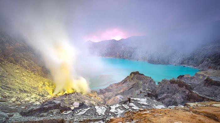 Berikut Daftar Destinasi Wisata yang Telah Dibuka di Jawa Timur