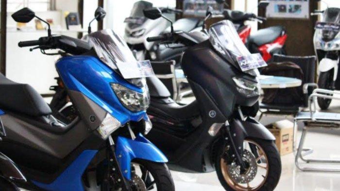 NMAX 2021, Motor Terkeren Dengan Teknologi Paling Modern