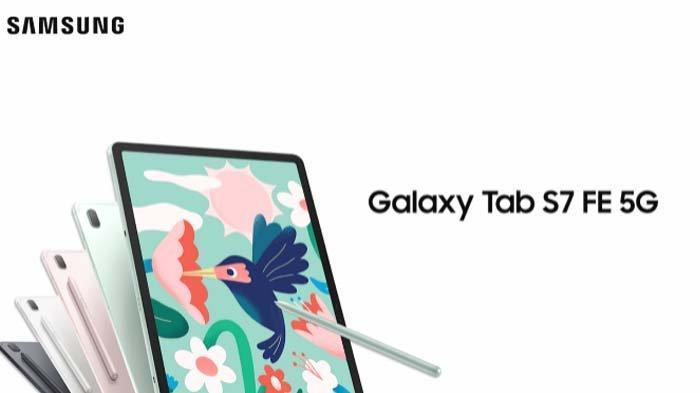 Belajar Daring Tetap Enjoy dengan Samsung Galaxy Tab S7 FE 5G