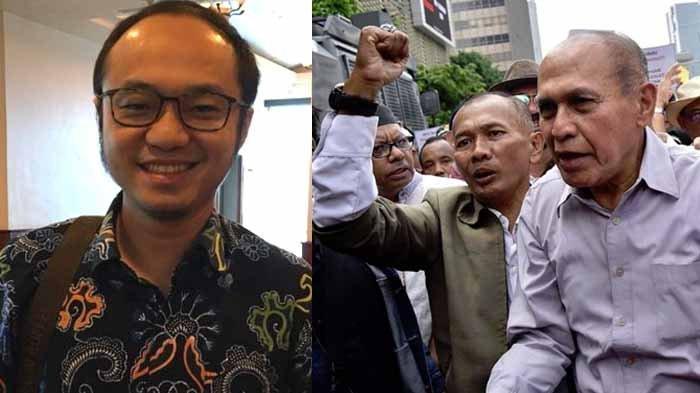 Tanggapan Bijak Yunarto Wijaya Setelah Tahu Akan Dibunuh Oleh Pembunuh Bayaran Kiriman Kivlan Zen