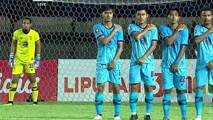 Skor Akhir Persela Lamongan Vs Madura United Piala Menpora 2021,Bermain Alot Berakhir Imbang