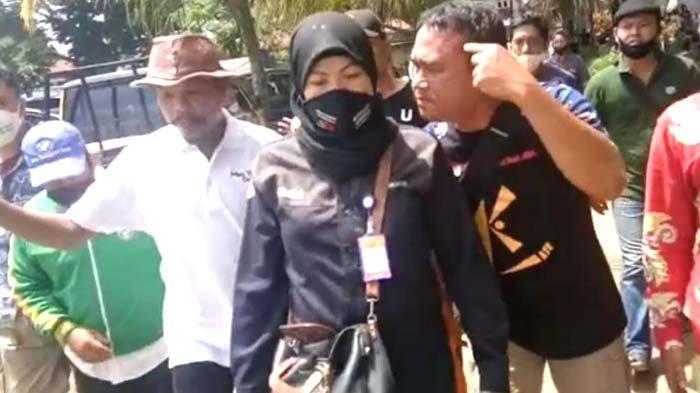 Beredar Video Seorang Panwas Perempuan Diduga Diintimidasi Tim Sukses Calon Bupati Banyuwangi