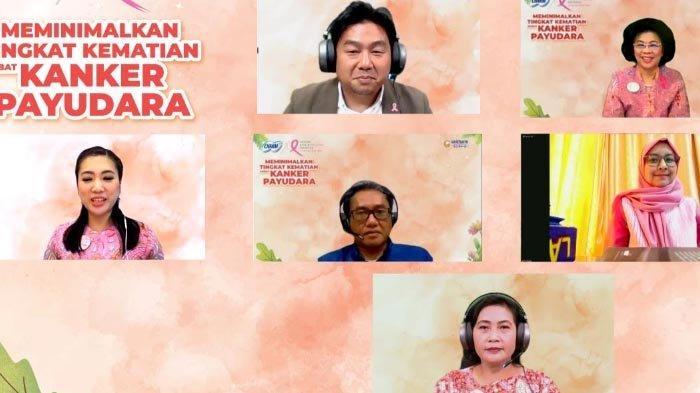 Penyebab Tingginya Angka Kematian akibat Kanker Payudara di Indonesia, YKPI Getol Lakukan Edukasi