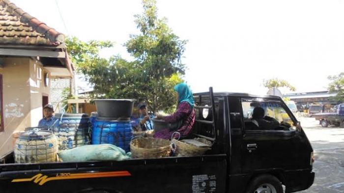 Soal Retribusi, UPT Pasar Ikan di Lamongan  Sering Dikadali Pedagang