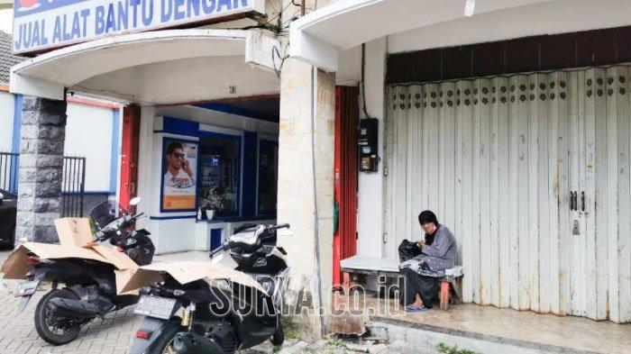 Tas Milik Tunawisma di Kota Malang Raib Digondol Maling, Berisi Uang Rp 9 Juta