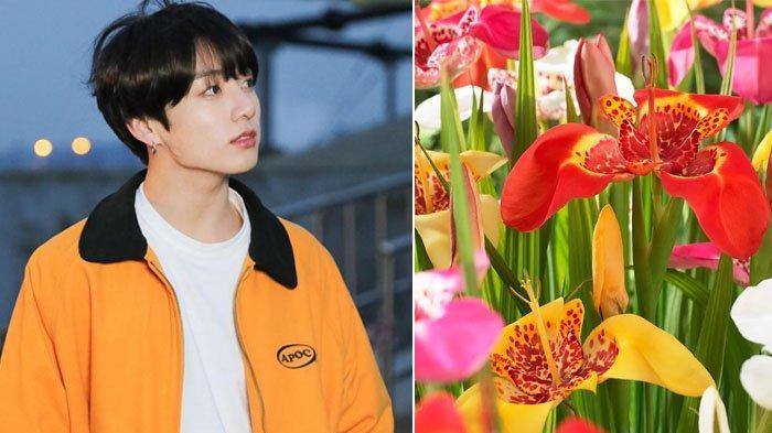 Tato Baru Jungkook BTS Hebohkan Penggemar, Berbentuk Bunga Macan dan Simpan Makna Mendalam