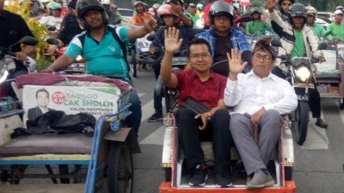 Taufik Hidayat Mengaku Dilarang Partai Demokrat Maju Pilwali Surabaya 2020