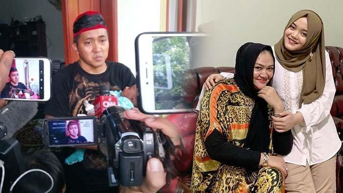 Bayi Lina Jubaedah dan Teddy Nangis saat Digendong Putri Delina, Begini Kondisinya Sekarang