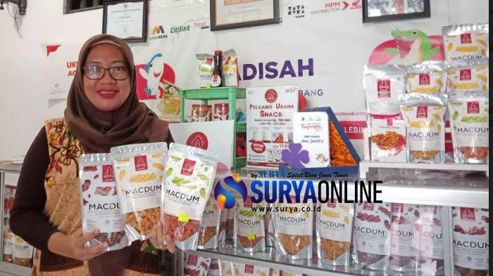 Jatuh Bangun Hadisatul Ahadiyah Kenalkan Produk Teh Rosella Aqila, Sempat 'Ditolak' Wali Kota Risma