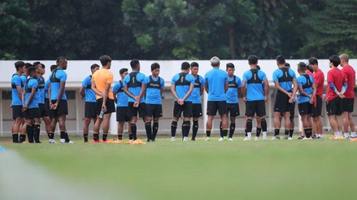 Jadwal Play-Off Kualifikasi Piala Asia, Indonesia VS Taiwan, LIVE INDOSIAR, Kamis 19.00 WIB