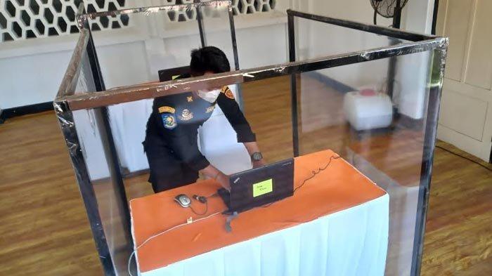 Panitia Seleksi CPNS di Surabaya Siapkan Tempat Khusus Bagi Peserta Bersuhu Badan Tinggi