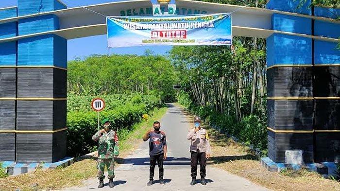 Polisi Lumajang Intens Patroli Selama Tempat Wisata Ditutup Total