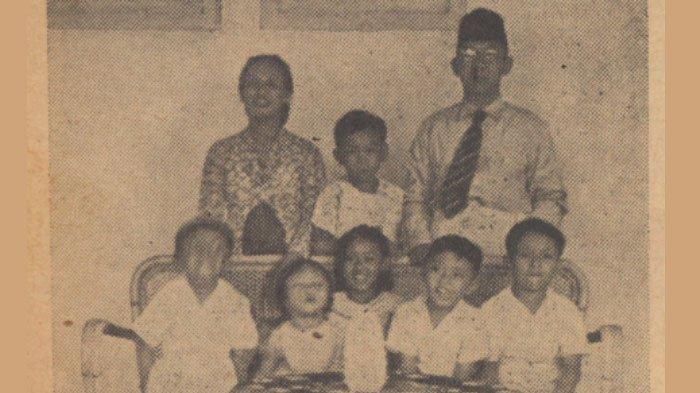 Riwayat Ibu Gus Dur Mendidik 6 Anak setelah KH Wahid Hasyim Wafat dalam Usia 38 Tahun