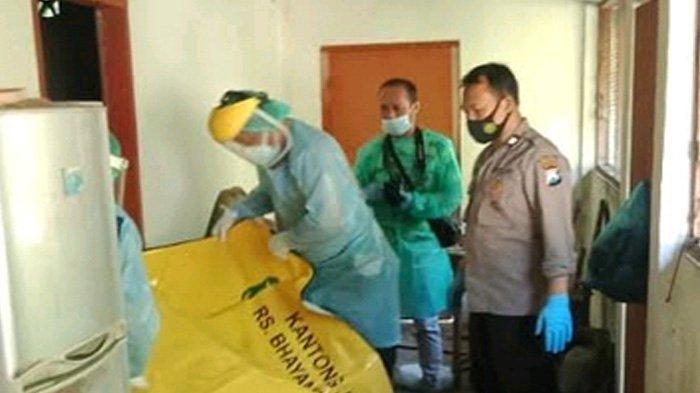 Pria Sebatang Kara di Kediri Ditemukan Meninggal, Masih dalam Posisi Duduk di Kursi